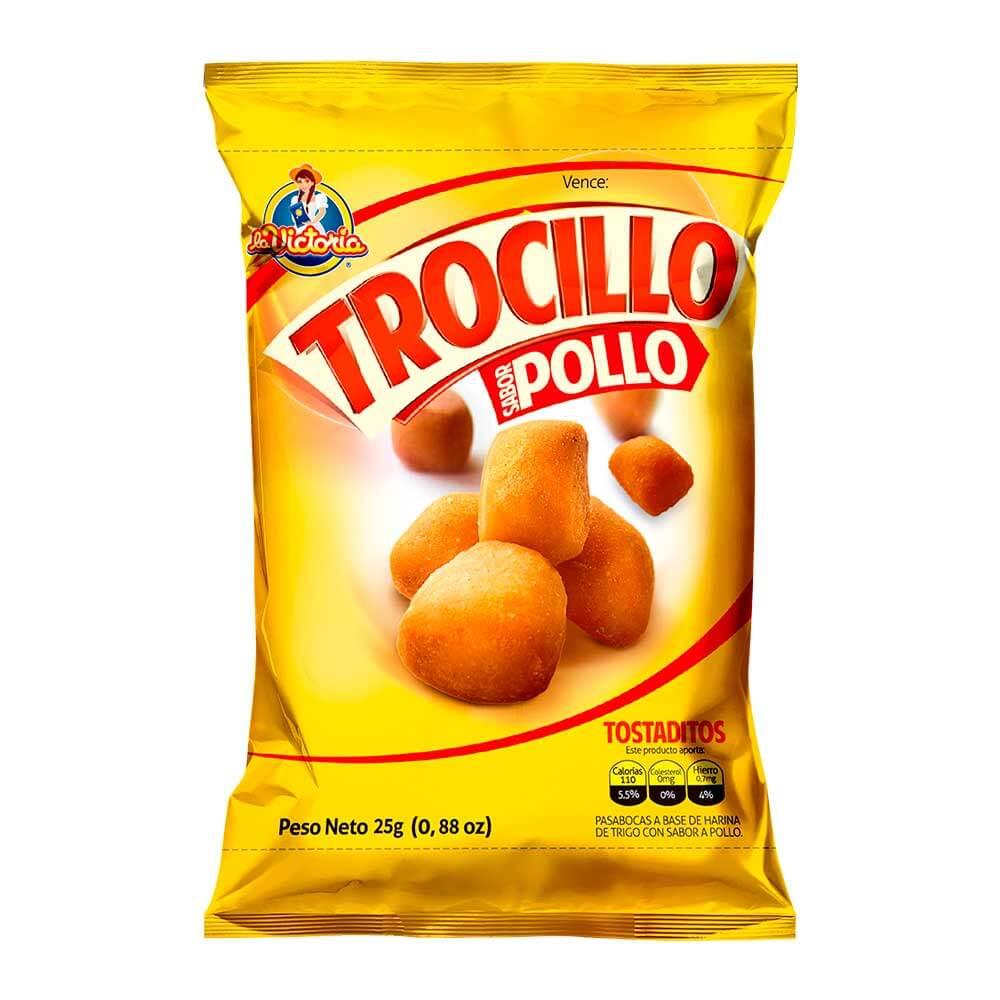 Trocillo Pollo 25 g (Display x 12 UND.)_1