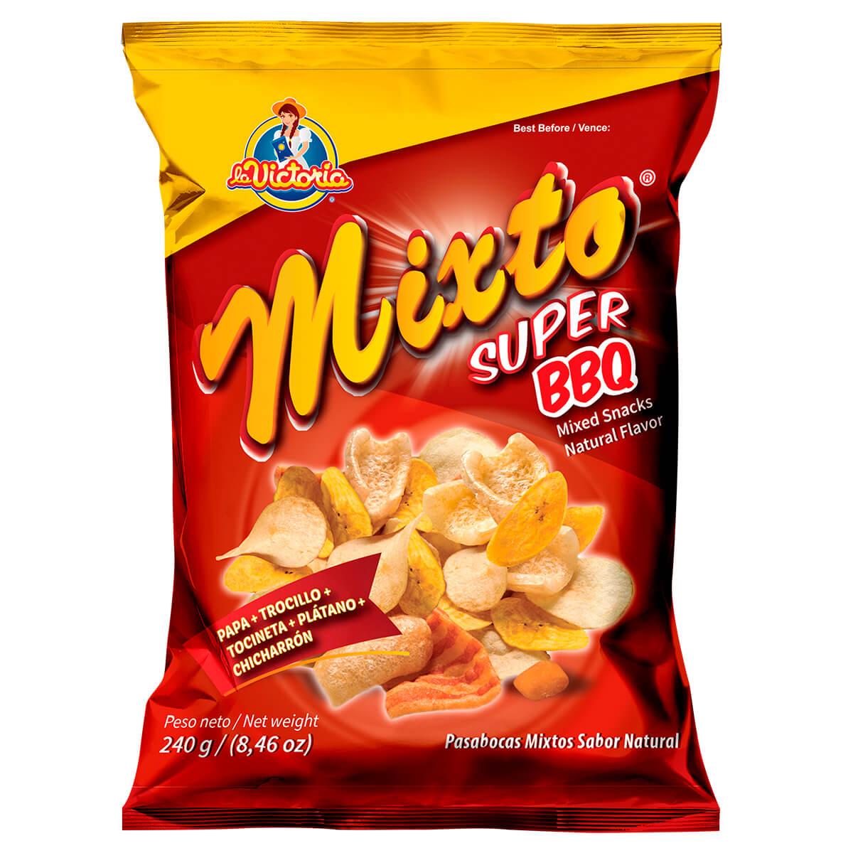 Mixto Super BBQ 240 gr.  _1