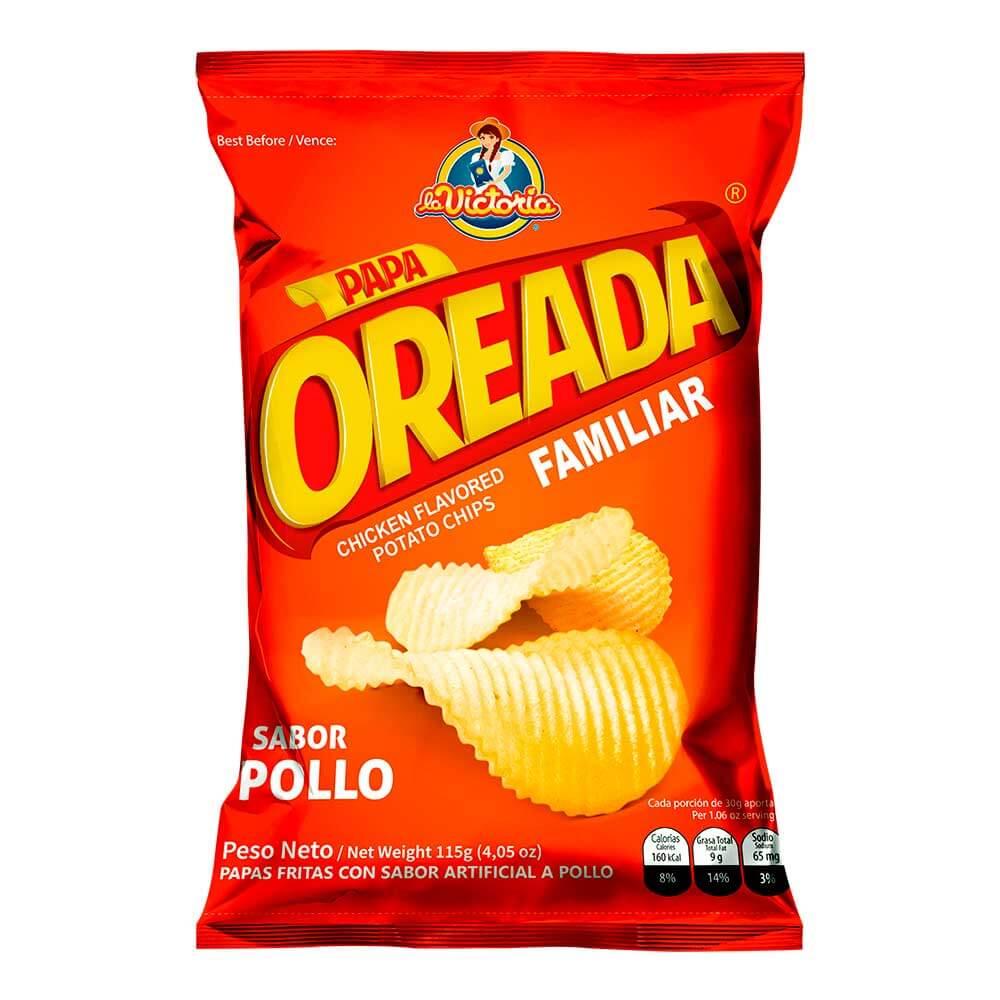 Oreada Pollo Familiar 115 gr._1