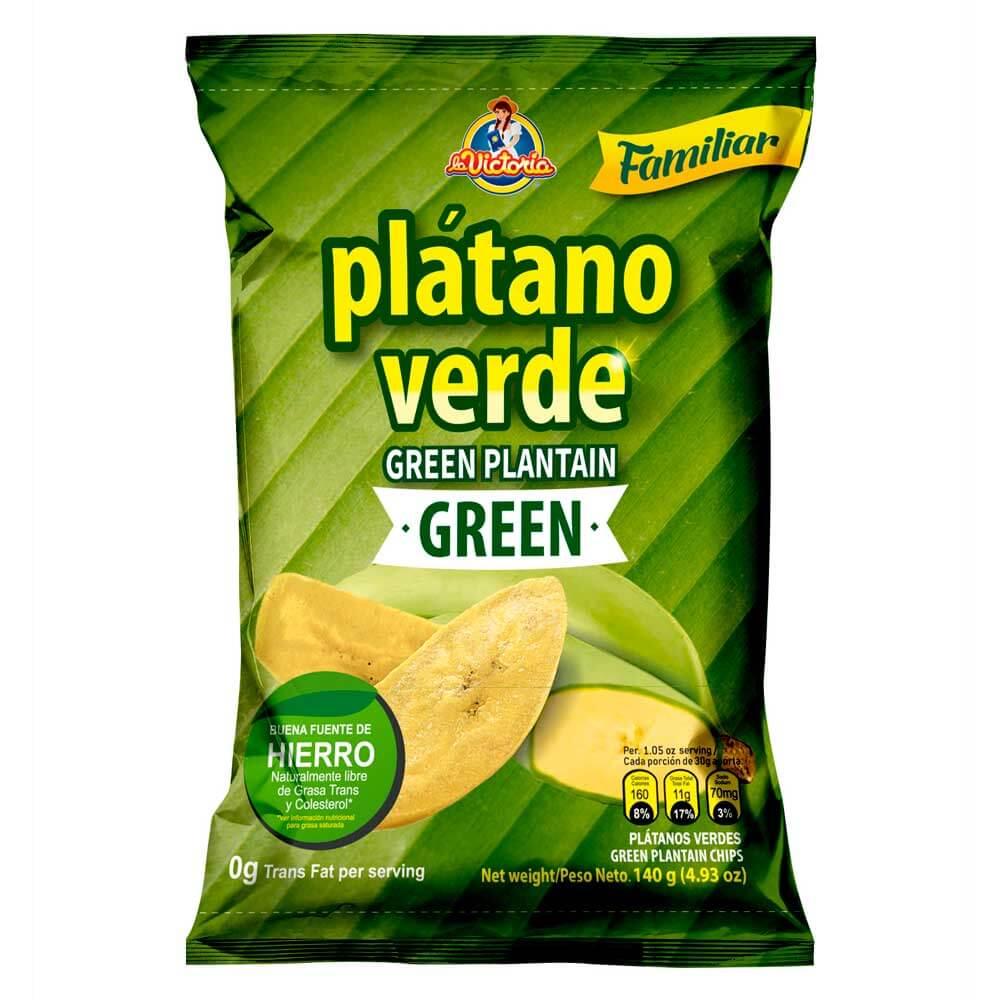 Plátano Verde Green Familiar 140g_1