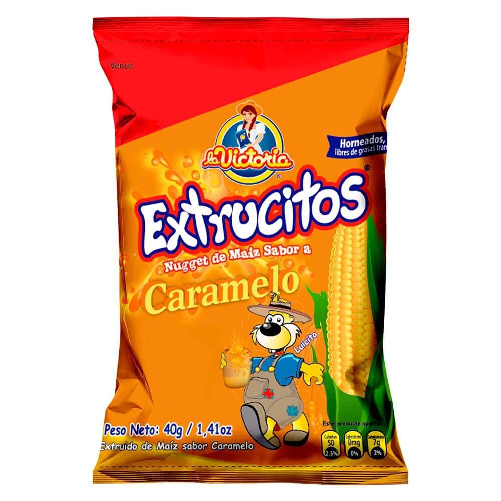 Extrucito Familiar Caramelo 38 gr._1