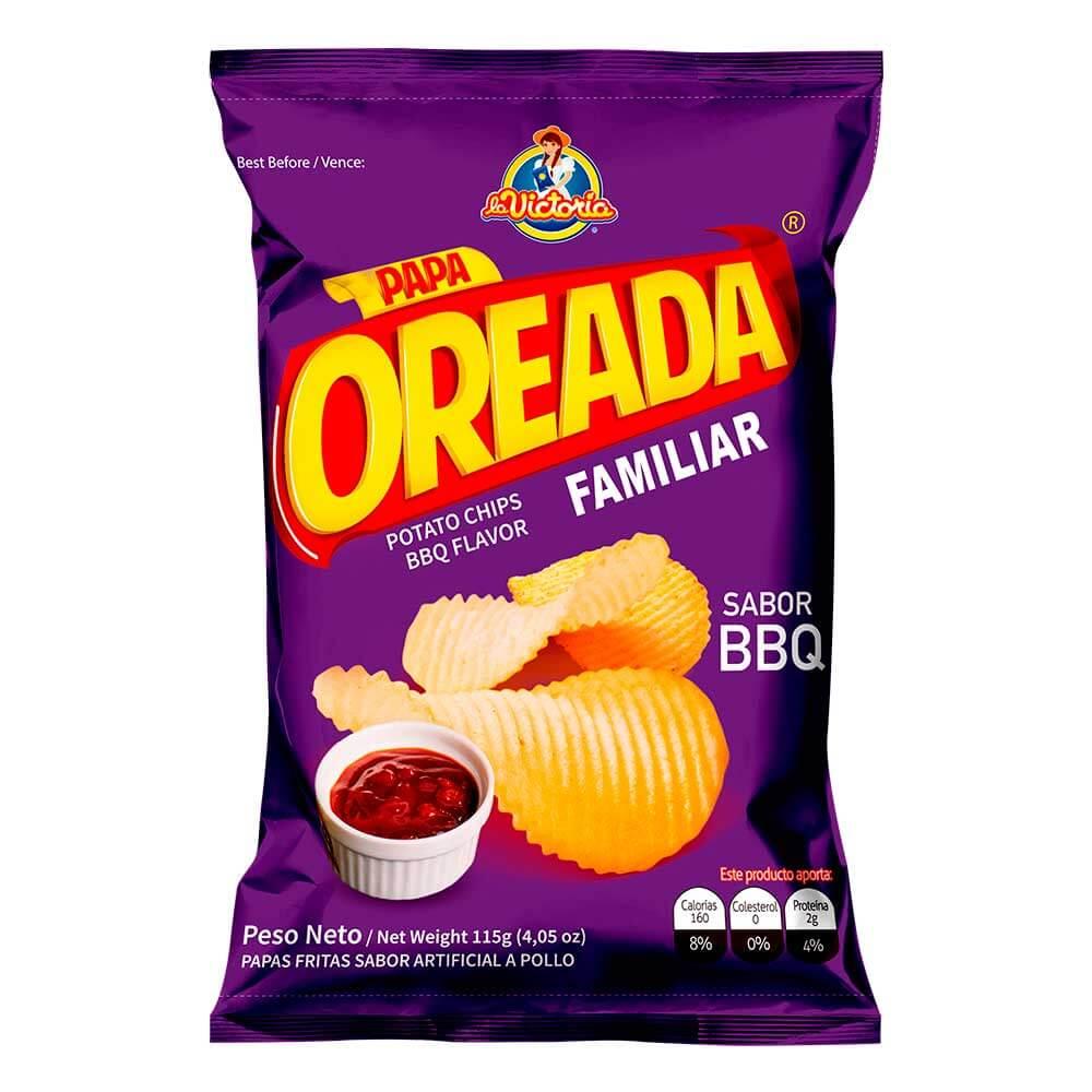 Papa Oreada BBQ Familiar 115 gr._1