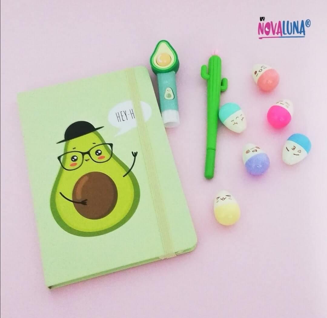Cuaderno aguacate nerd_1