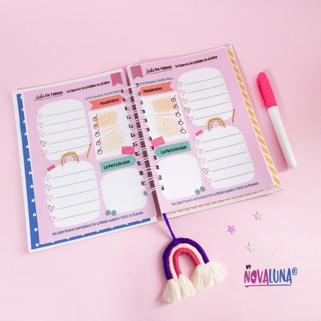 Cuaderno personalizado #SeValeSoñar_4