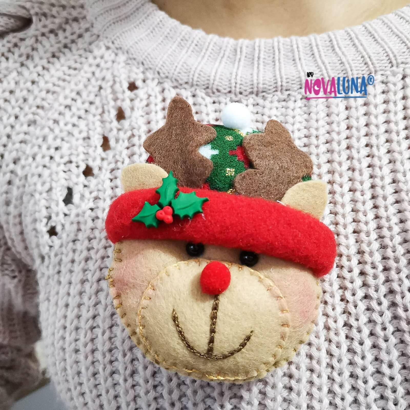 Prendedores navideños _6