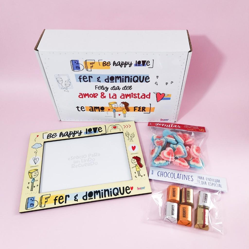Kit 2 BF Be Happy Love_1