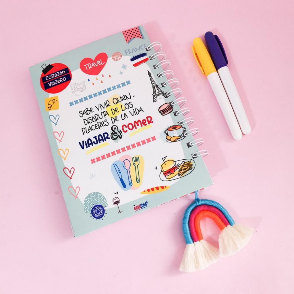 Cuaderno personalizado Viajeras_3
