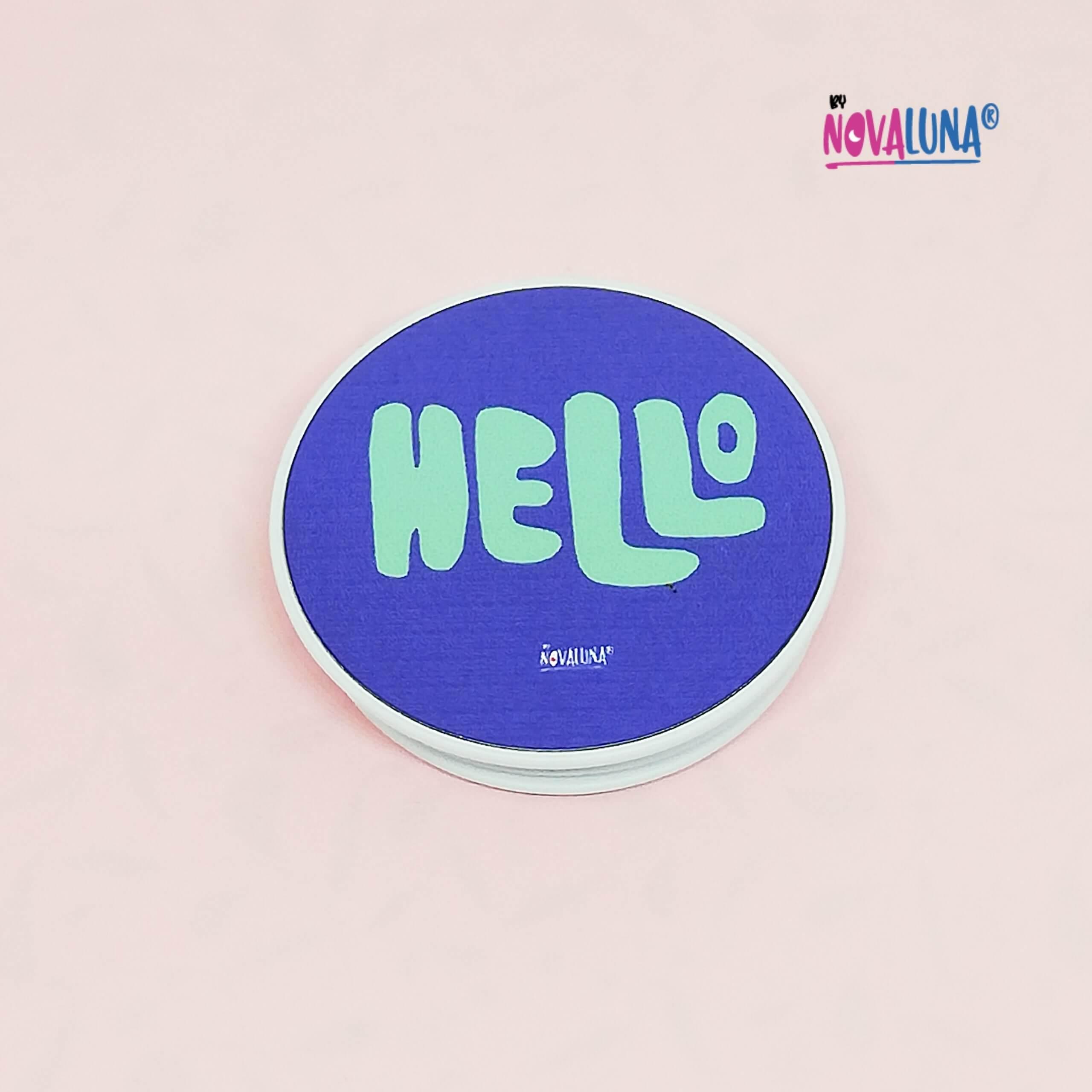 Popsocket hello_1