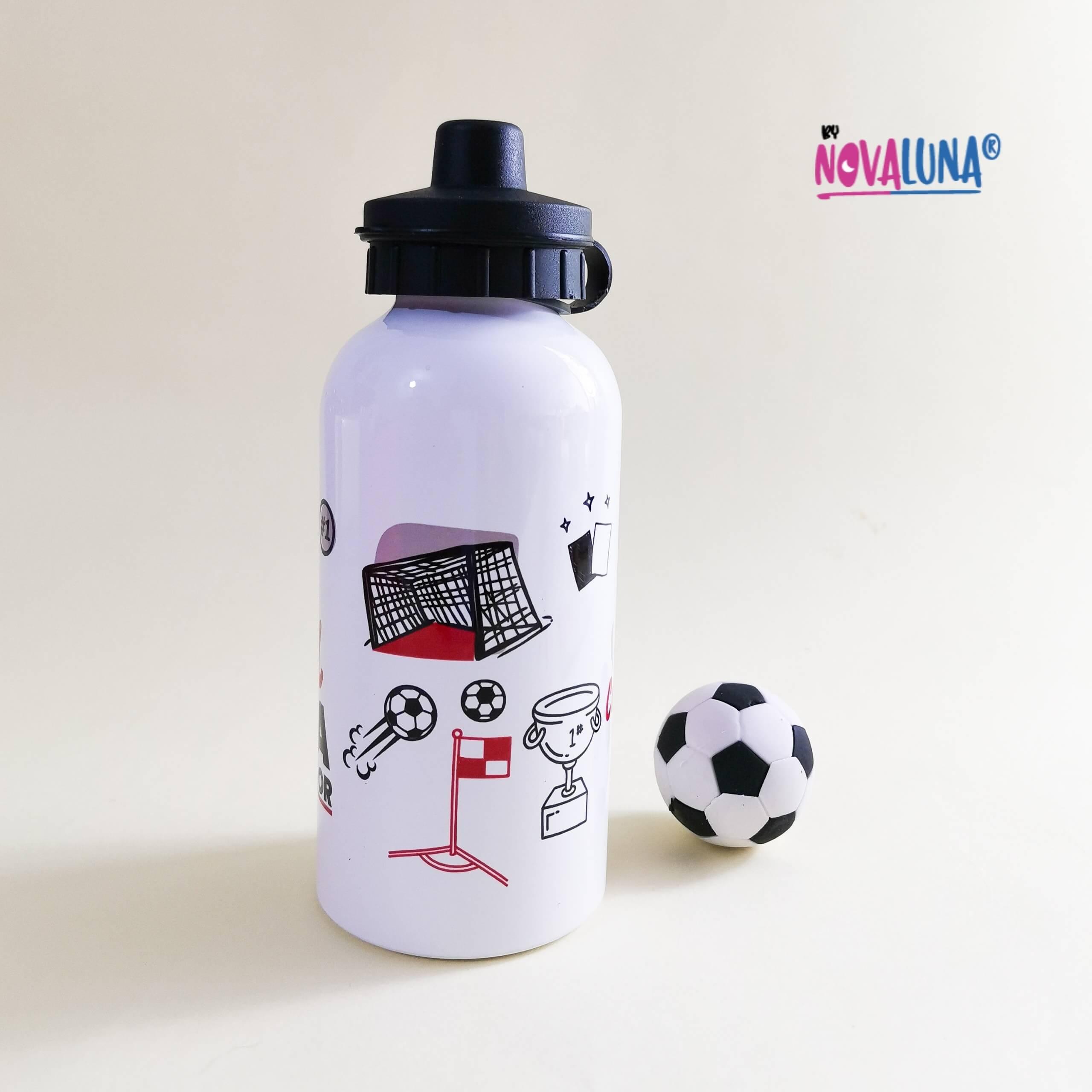 Caramañola 400 ml fútbol_2