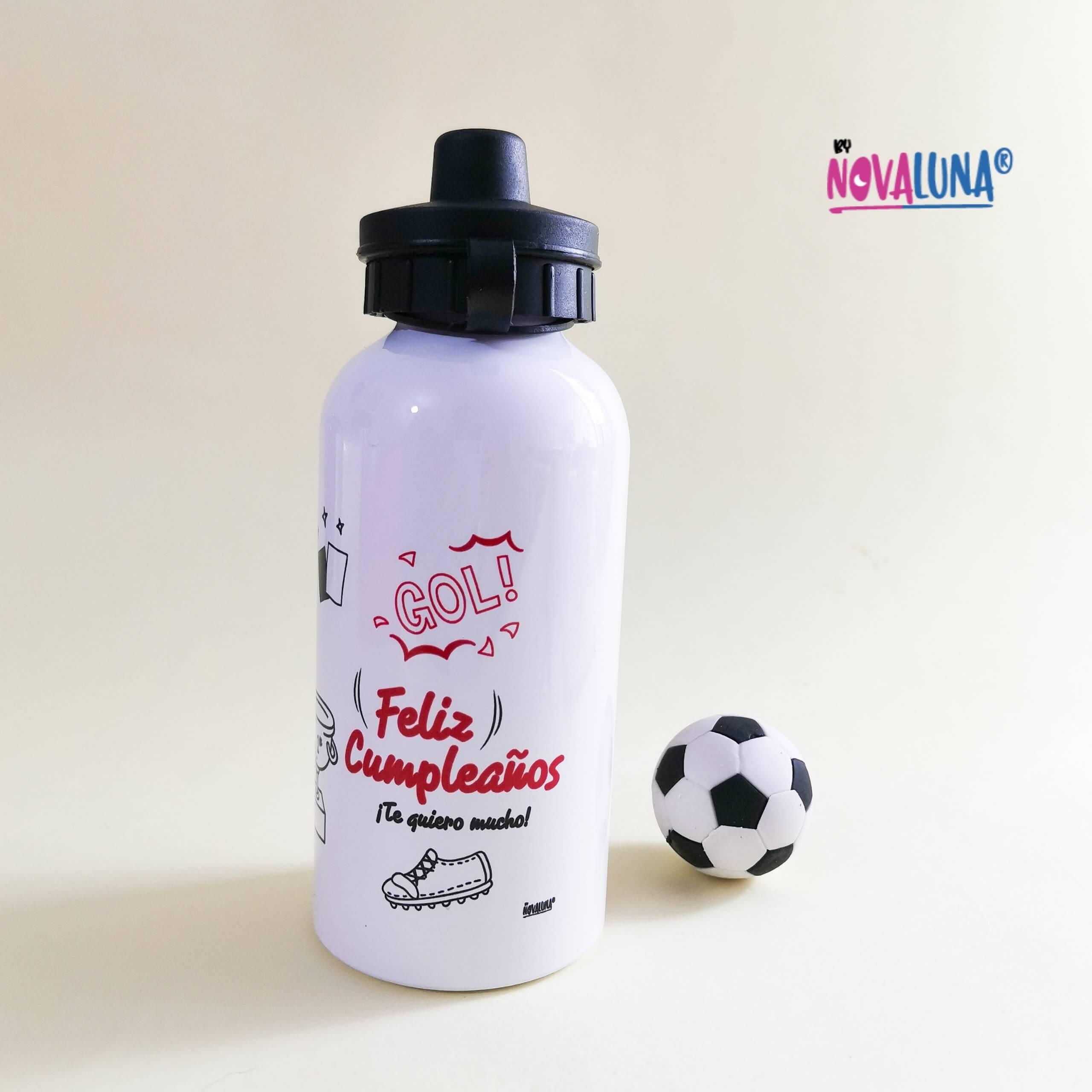Caramañola 400 ml fútbol_1