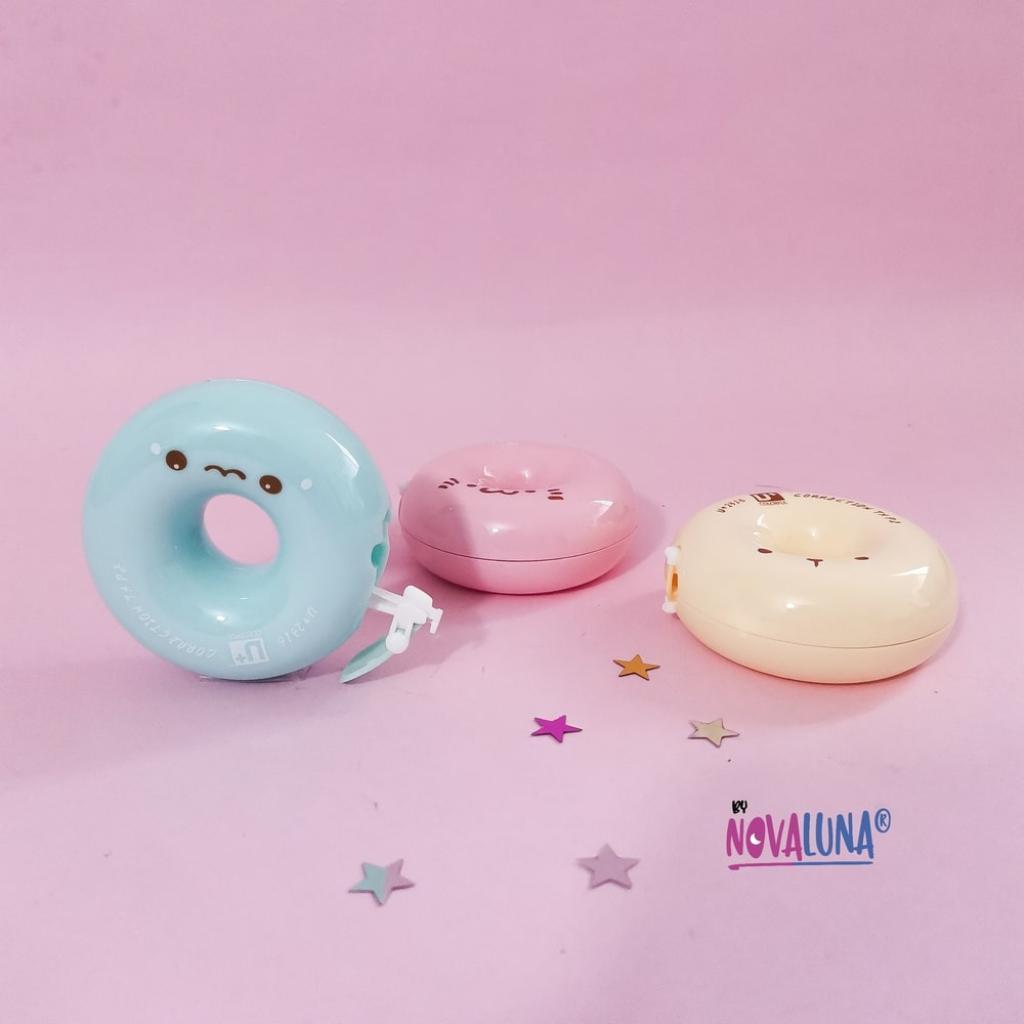 Corrector en cinta donut cute_3