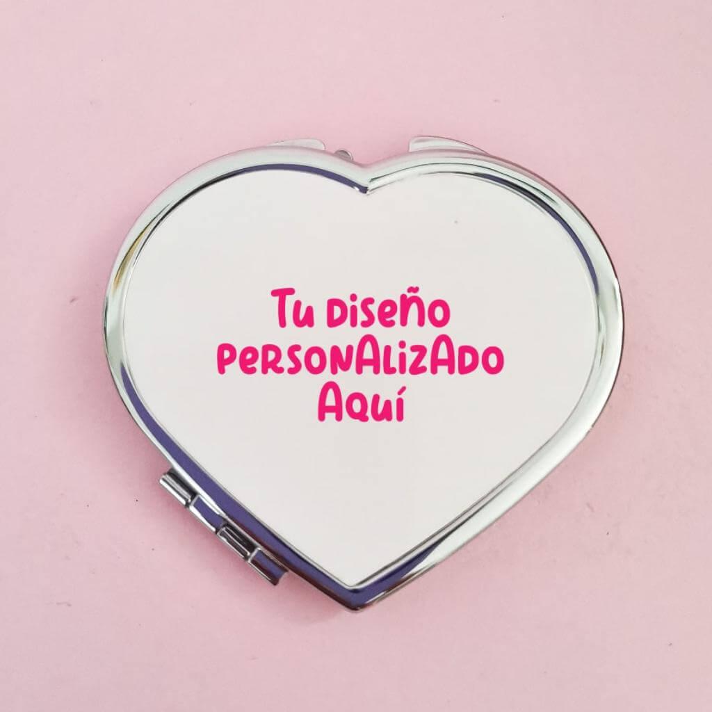 Espejo corazón personalizado_1