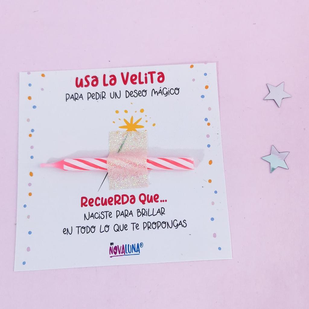 Velita deseo de cumpleaños mujer_1
