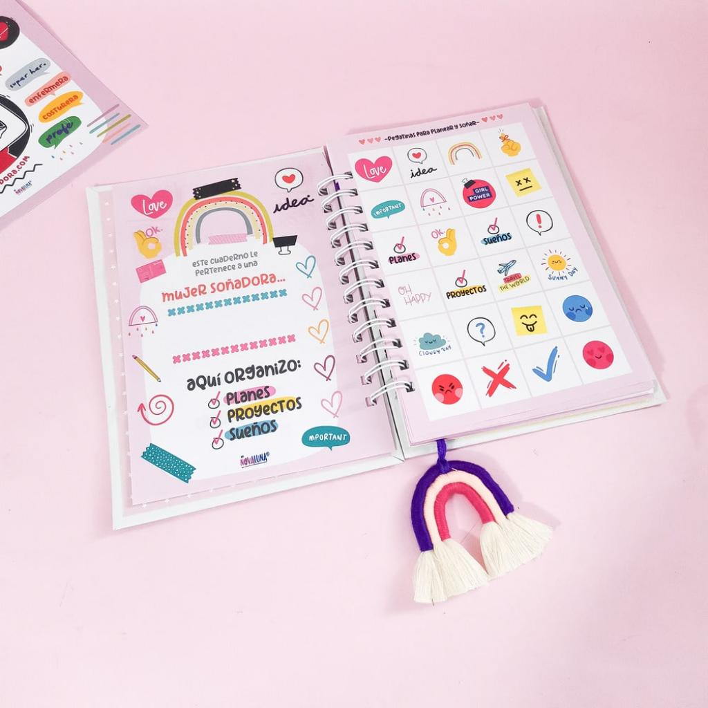 Cuaderno personalizado las frases celebres de mamá_4