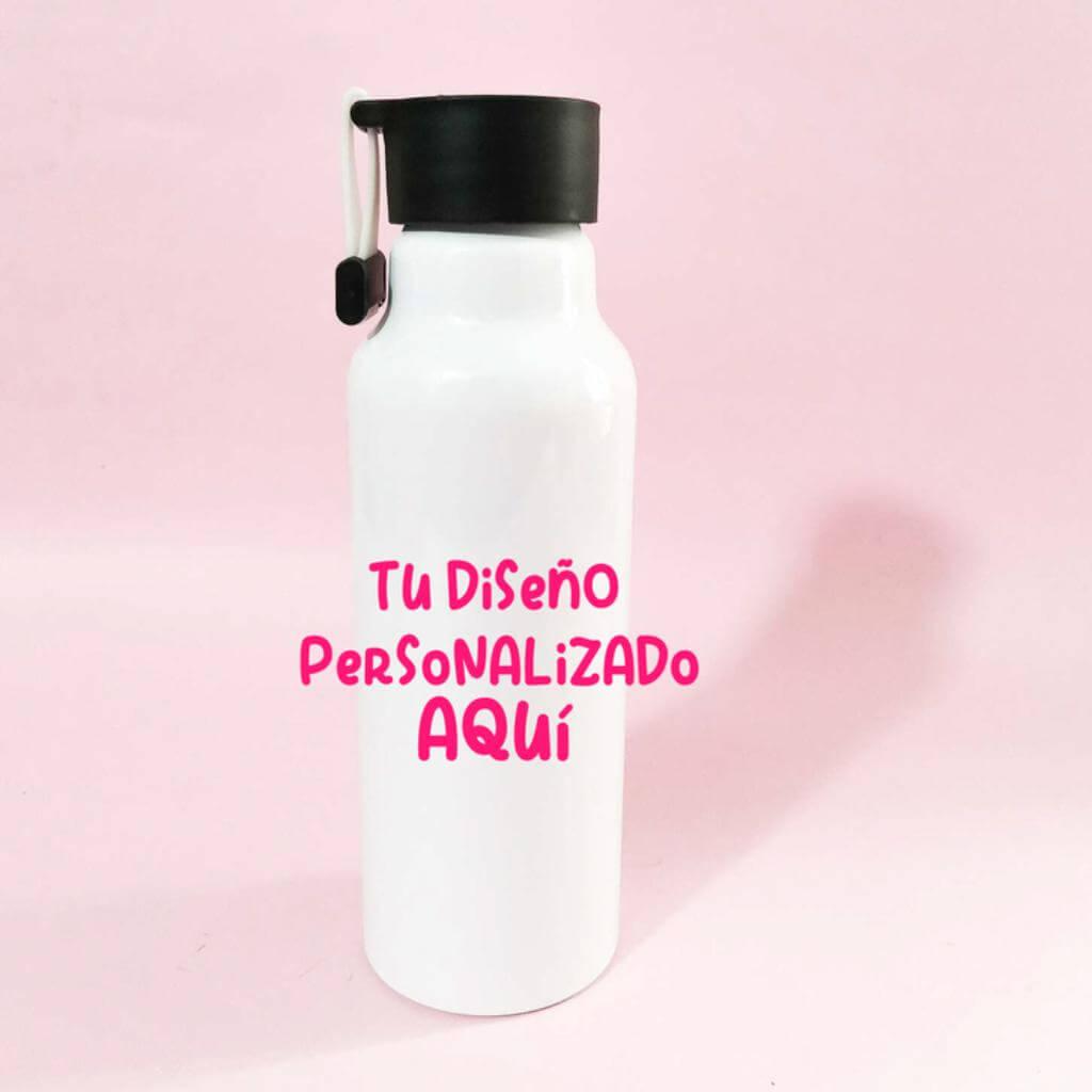 Botilito 600 ml tapa negra personalizado_1