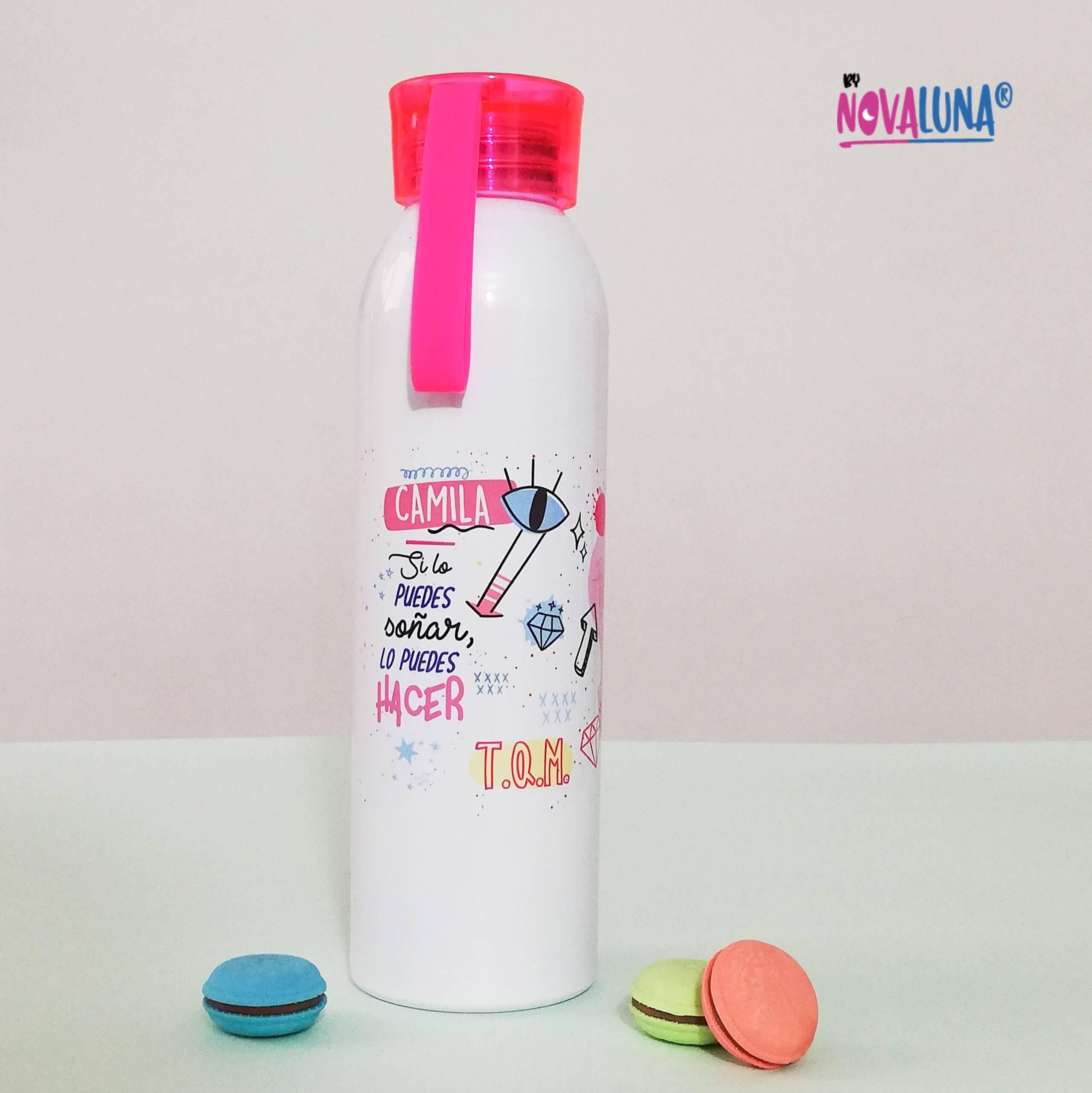 Botilito personalizado drink tapa fucsia_1