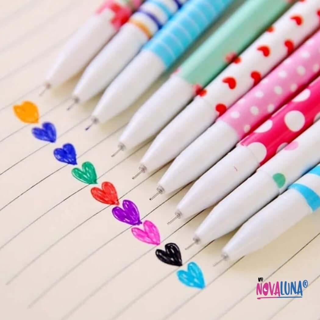 Estuche esferos multicolor_1