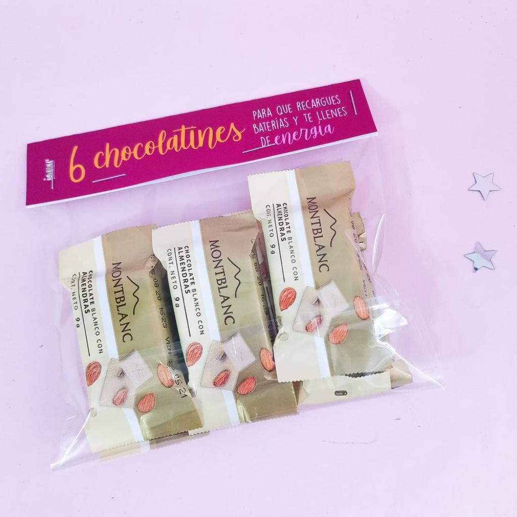 Paquete x 6 minichocolatinas para mujer_1