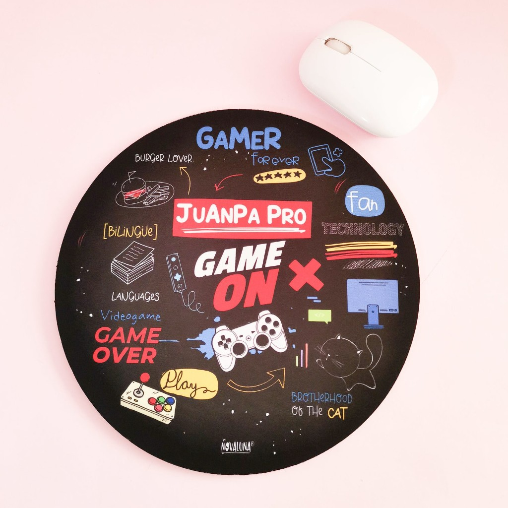 Pad mouse gammer pro_1