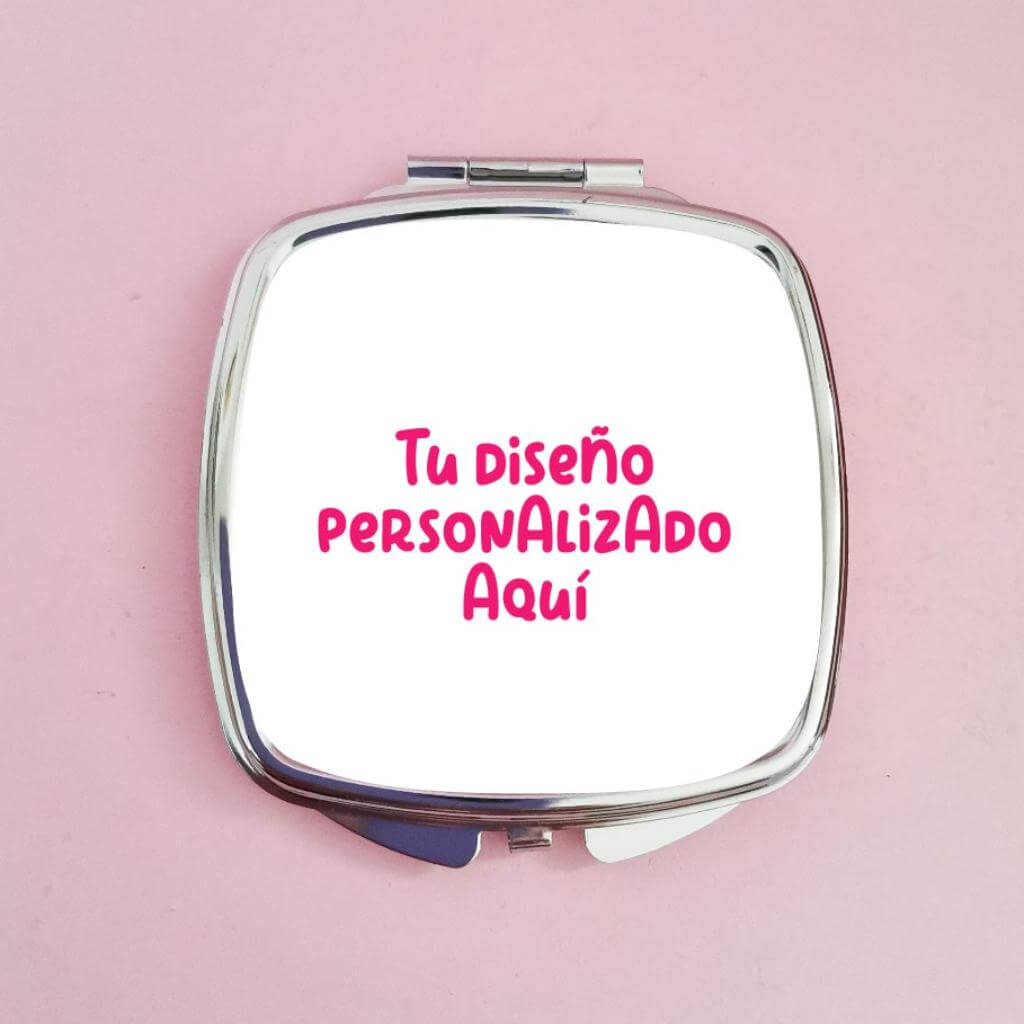 Espejo cuadrado esquinas redondeadas personalizado _1