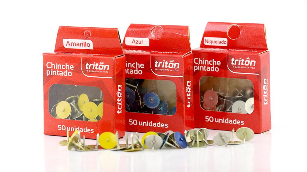 CHINCHE PINTADO X50 COLOR TRITON C/U_1