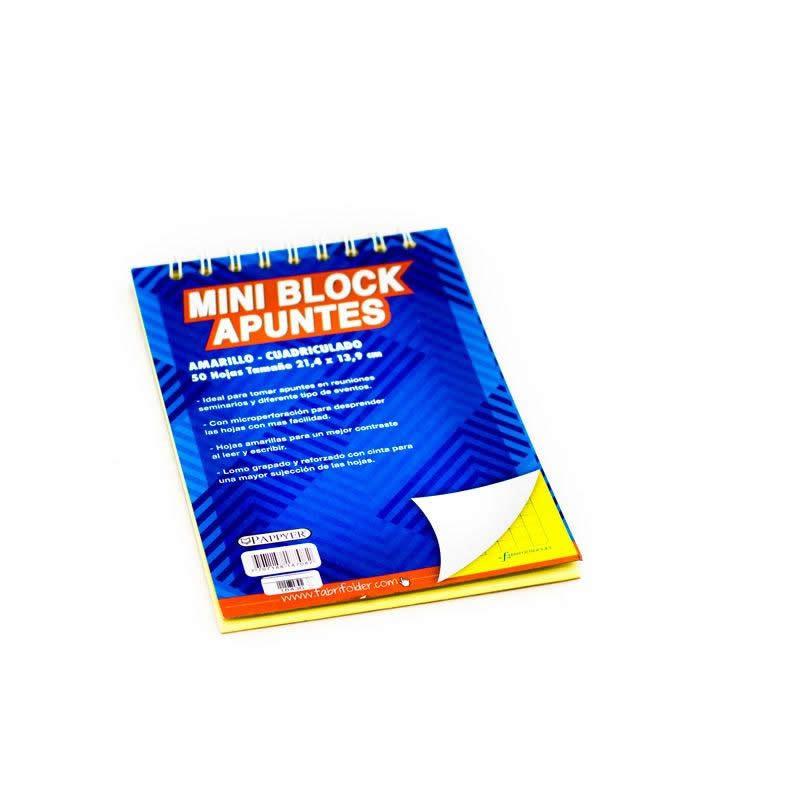 BLOCK CANARIO 1/2 CTA X50H ARG R-1 R-2 FABRIFOLDER_1