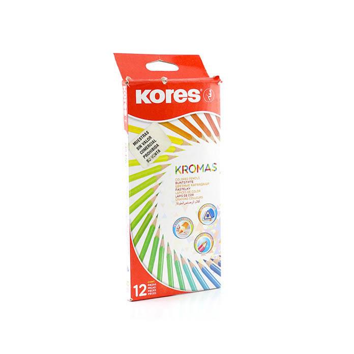 COLOR KROMAS X12 3MM KORES                      _1