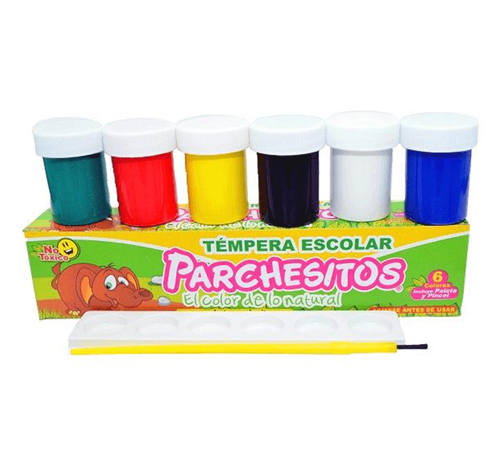 TEMPERA COLOR X6 PARCHESITOS_1