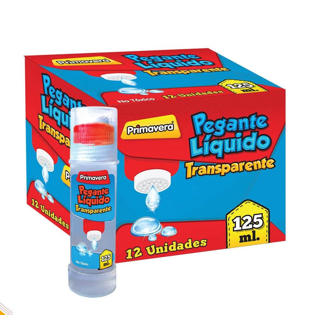 PEGANTE LIQUIDO TRANSP 125ML 1868 PRIMAVERA C/U_1