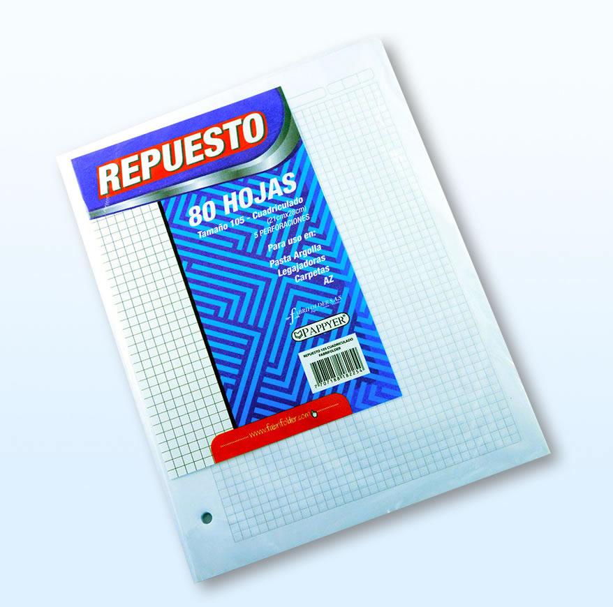 REPUESTO FOLDER 105- 1 FABRIFOLDER_1