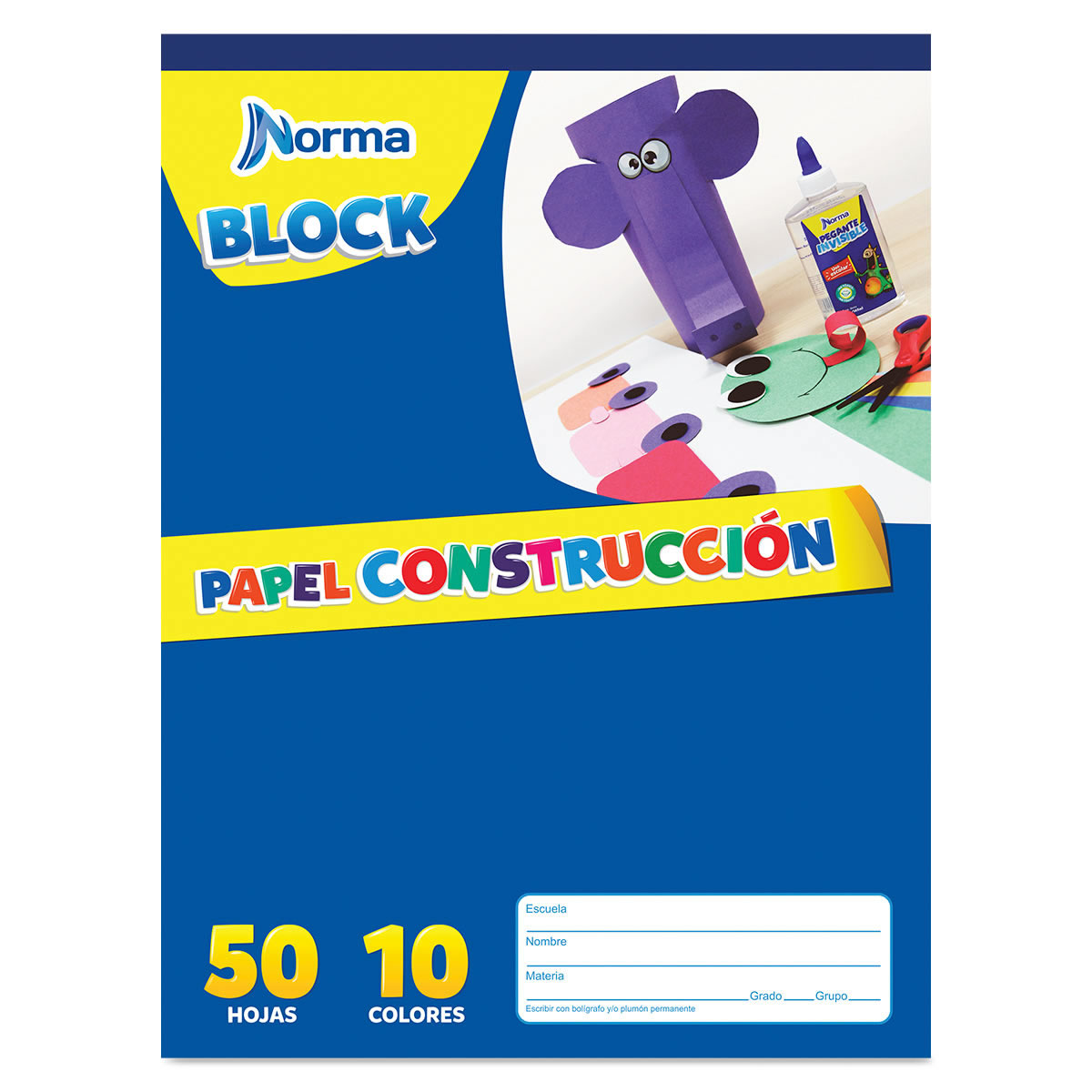 BLOCK CONSTRUCCION 30X23 534903 NORMA_1