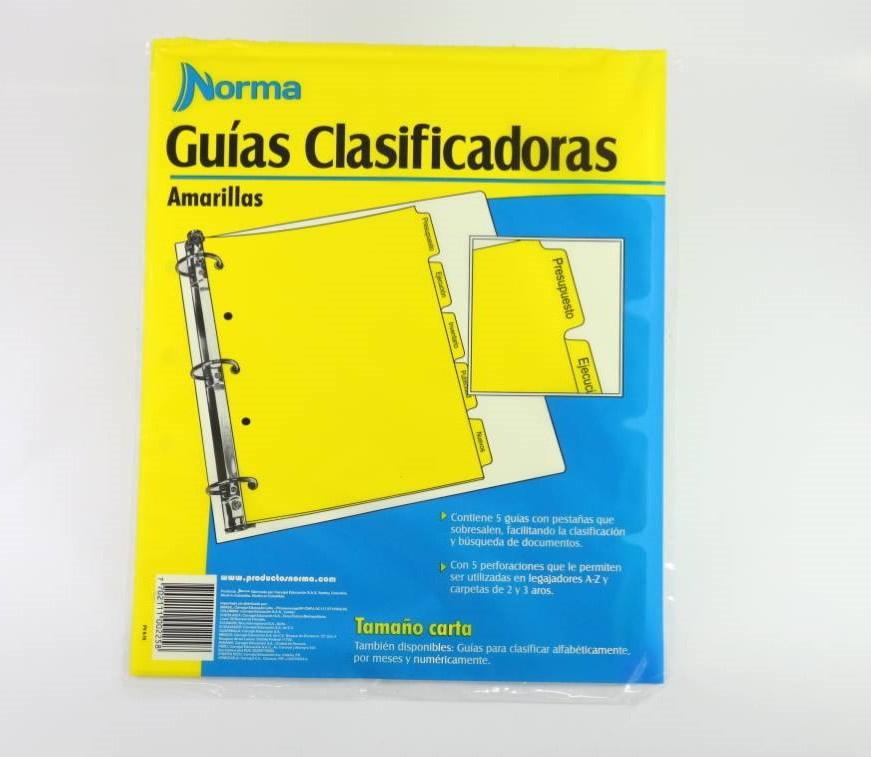 GUIA CARTULINA AMA 105 X5 CTA 500225 NORMA_1