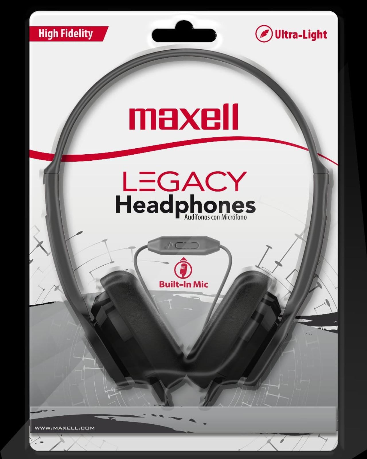 DIADEMA LEGACY HP-360 MIDSIZE MAXELL_1