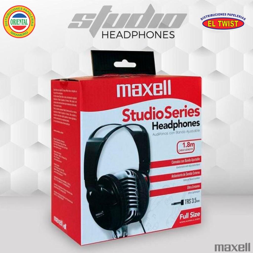 DIADEMA STUDIO ST-2000 MICROFONO MAXELL_1