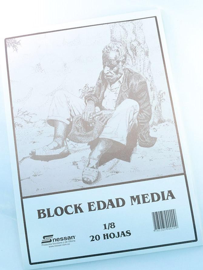 BLOCK EDAD MEDIA 1/8X20H NESSAN_1