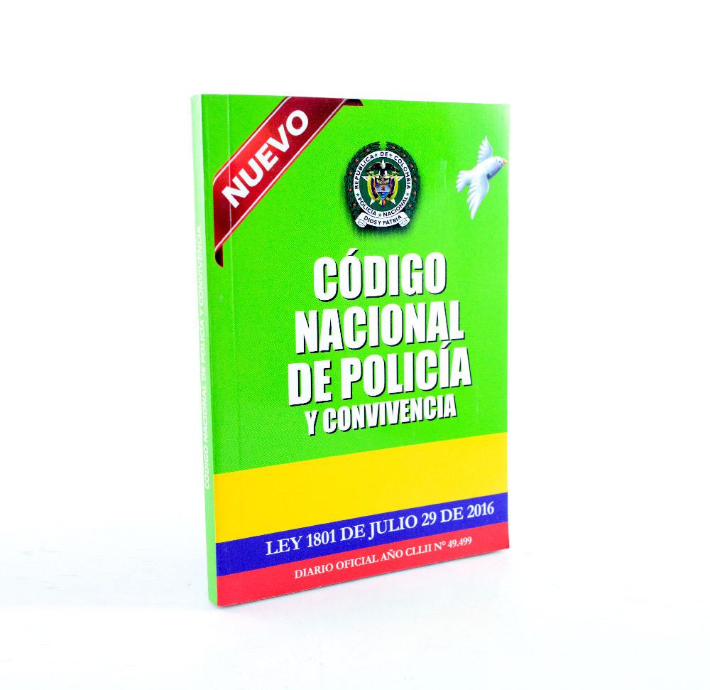 CODIGO POLICIA REF: CPOL01 NIKA_1