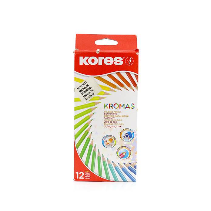 COLOR KROMAS X12 3MM KORES                      _2