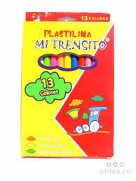 PLASTILINA TRENSITO GDE X13 ALVAPLAST_1