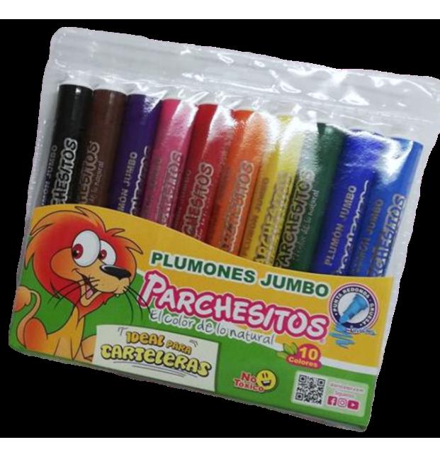 PLUMON JUMBO X10 PARCHESITOS_1