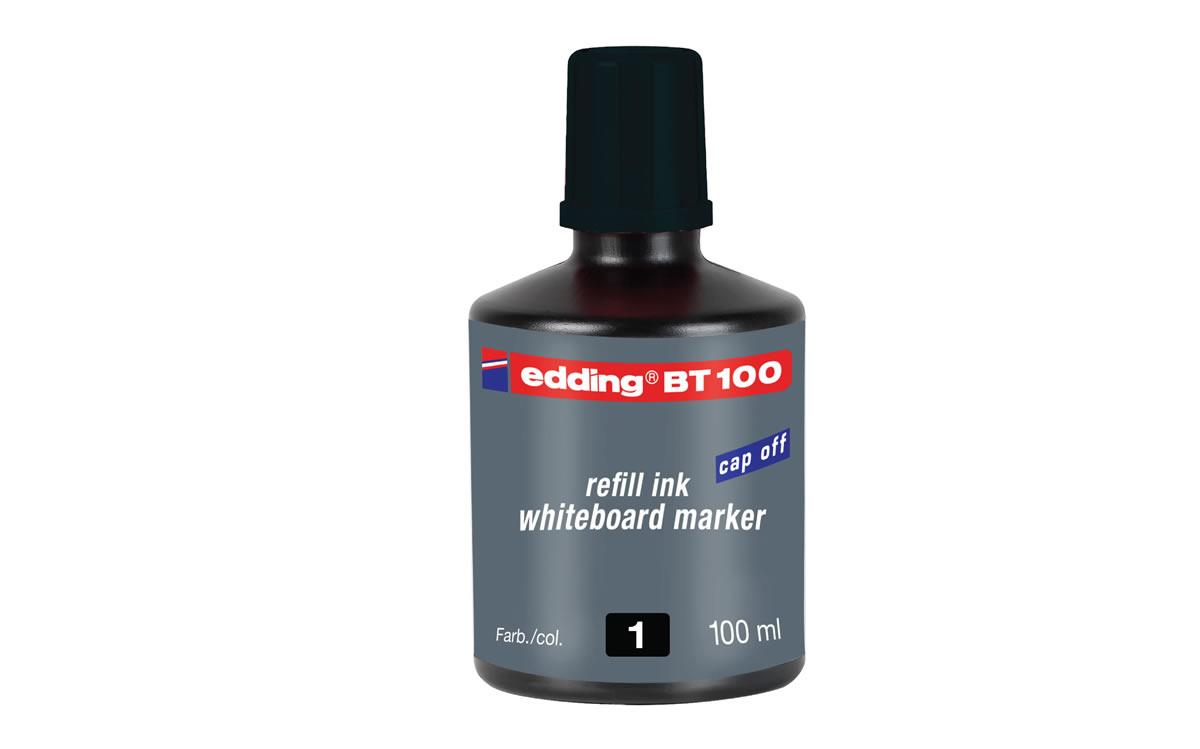 TINTA BT100 BORRABLE RECARGABLE COLOR STDO EDDING C/U_2